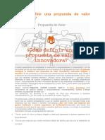 Cómo Definir Una Propuesta de Valor Innovadora.docx