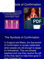 Signs and Symbols Lesson 6 the Symbols of Confirmation