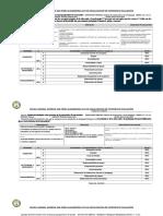 Criterios de Evaluacion 2018 Primer Periodo