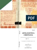 Apologética Cristiana