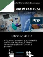 Circuitos Anestésicos