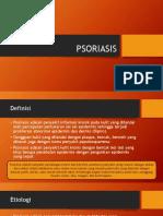 FARTER Psoriasis