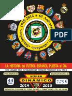 Super Dinámico 2014-2015