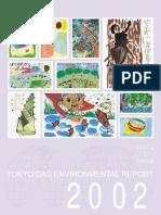 Tokyo Gas 2002