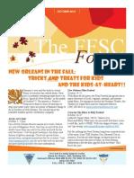 FFSC Oct 10 Newsletter