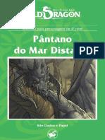 Old Dragon - Homeless Dragon [NHD_013] - Pântanos Do Mar Distante - Biblioteca Élfica