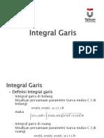 Integral Garis