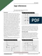 Precision Voltage References