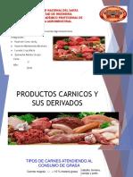 Carne y Sus Derivados
