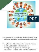 Aplicación de CIF en PCI