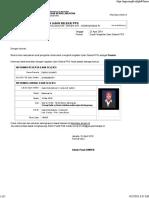 Token Ujian Seleksi Ppg