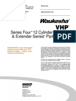 Series Four 12 Cyl. & Extender Series Parts Catalog