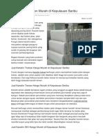 Distributor & Supplier Kanstin Beton Megacon di Kepulauan Seribu ☎ 0819 3299 8507
