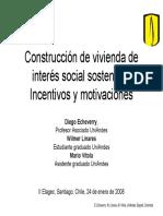 construcción de viviendas de interés social
