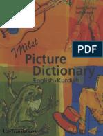English Kurdish Picture Dictionary