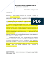 Politica Exterior de Brasil