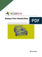 DrivingJTurn English Recurdyn