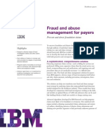 Fraud Detection Solutions from IBM