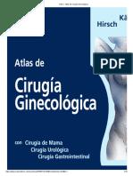 Käser - Atlas de Cirugía Ginecológica