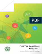 Digital Pakistan Policy 2017