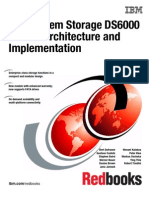 IBM System Storage DS6000 Series Architecture and Implementation