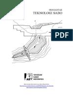 Pengantar Teknologi Sabo 2013
