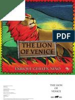 The Lion of Venice - book by Enrique Guillén Niño