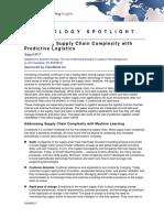 IDC Predictive Intelligence ClearMetal
