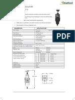 Afr Data Sheet