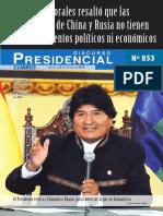 Discurso Presidencial 22 3 2016