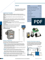 Warrick conductivity level controls - complete