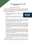 IMPULSAR LA RECTA FINAL DEL PROCESO DE FUSION FSAP-FCT