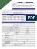 TPR SDR-120-XS
