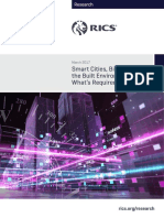 RICS Smart Cities Big Data REPORT 2017
