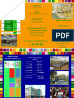 Folleto Oferta Educativa Con Bilingüe IES Villajunco (Cantabria)