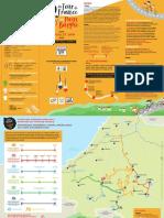 Les navettes pour accéder au parcours du contre-la-montre au Pays basque