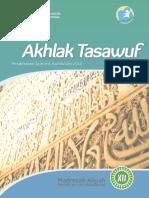 Buku Paket Akhlak Tasawuf Kelas XII, Guru