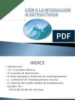 Interaccion Olas- Estructuras Flotantes ( Boyas )