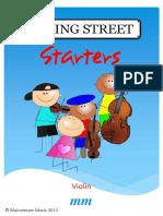 String Street - Violin