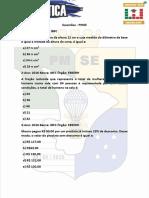Questões#1 PMSE Matemática