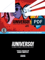 Universo - Albert Monteys