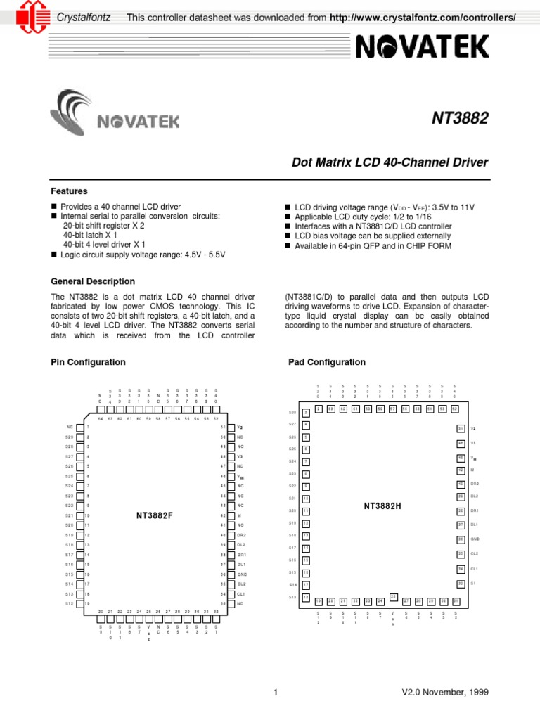 NT3882_v2 0 | Electrical Circuits | Computer Hardware