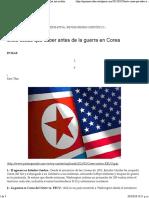 7 Cosas de Corea