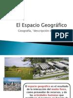 introducción geografía