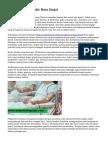 Pengobatan Penyakit Batu Ginjal