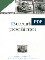 Antonie de Suroj - Bucuria pocaintei.pdf