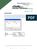 TechCorner 11 - Productivity3000 Instruction Boxes