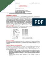 Pre-Informe 3 Algebra de Boole
