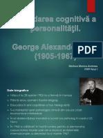 Abordarea Cognitiva a Personalitatii.monica