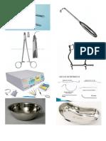 Instrumentos quirúrgicos 3